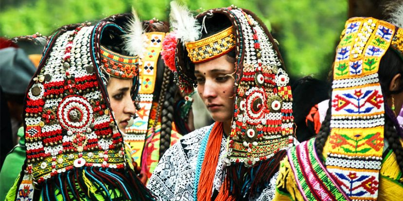 The Kalash claim to be descended from Alexander's soldiers
