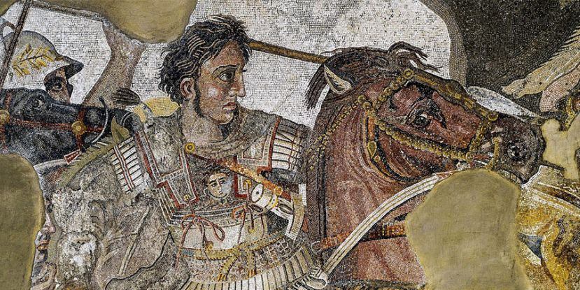 Alexander III of Macedon, commonly known as Alexander the Great, was a King of the Ancient Greek kingdom of Macedon