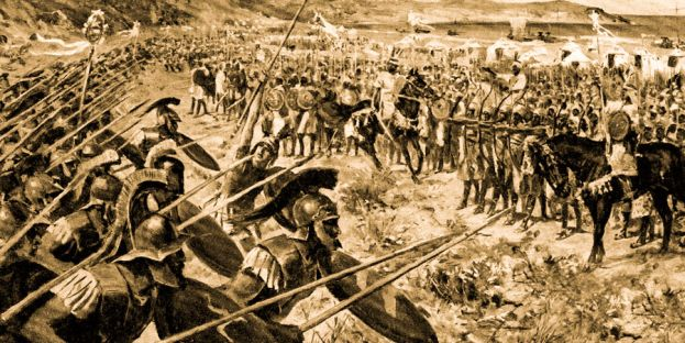 Battle of Marathon: On August. 12, 490 B.C., an outnumbered Athenian army defeated the Persians, repelling the Persian invasion