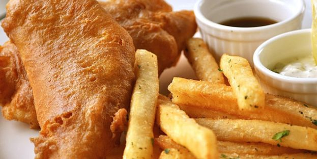 Rising temperatures in UK waters mean that takeaway customers could be asking for battered squid with their chips