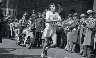 Stelios Kyriakides - A Marathon Legend