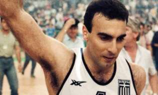 Nikos Galis - Europe's Greatest-ever scorer